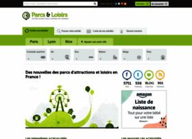 parcsetloisirs.fr