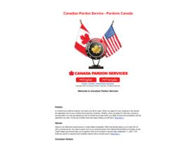 pardoncanadaservice.ca