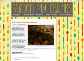 pardonmycrumbs.blogspot.com