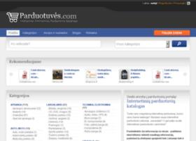 parduotuves.com