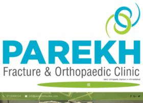 parekhorthoclinic.com