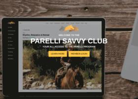 parellisavvyclub.com