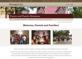 parentandfamily.txstate.edu