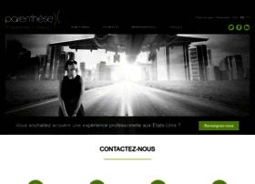 parenthese-paris.com