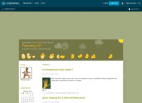 parenting101.livejournal.com