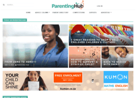 parentinghub.co.za