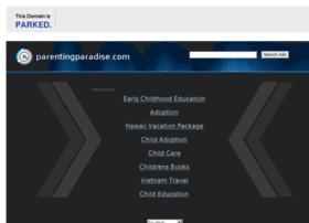 parentingparadise.com