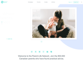 parentlifenetwork.com