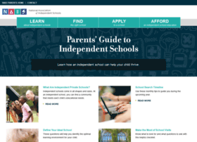 parents.nais.org