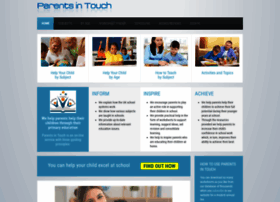 parentsintouch.co.uk