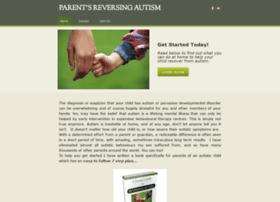 parentsreversingautism.com