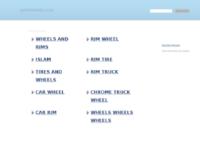 parentwheels.co.uk