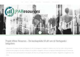paresources.se