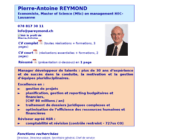 pareymond.ch