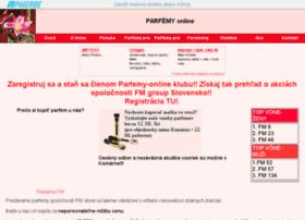 parfemy-online.wbl.sk