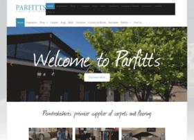parfittsinteriors.co.uk