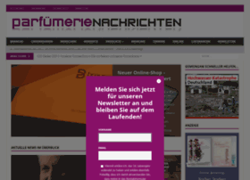 parfuemerienachrichten.de