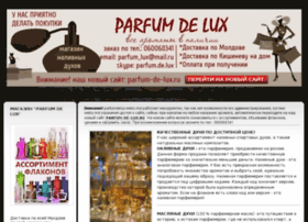 parfumdelux.webs.md