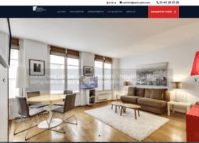 paris-appartements-services.fr