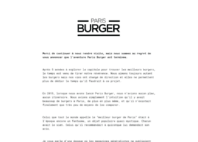 paris-burger.com
