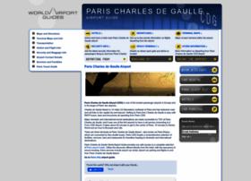 paris-cdg.worldairportguides.com