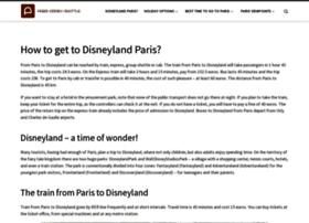 paris-disney-shuttle.com