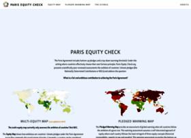 paris-equity-check.org