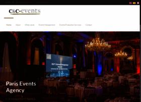 paris-events-agency.com
