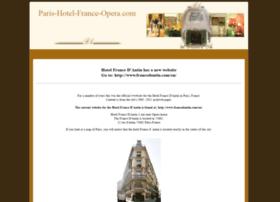 paris-hotel-france-opera.com