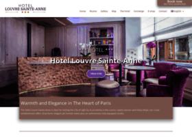 paris-hotel-louvre.com