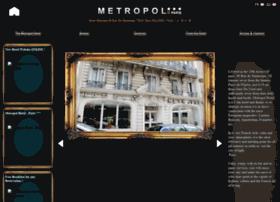 paris-hotel-metropol.com