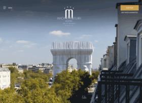 paris-hotel-montfleuri.com