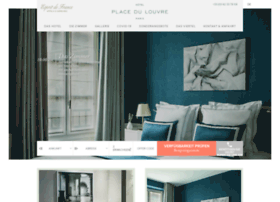 paris-hotel-place-du-louvre.com