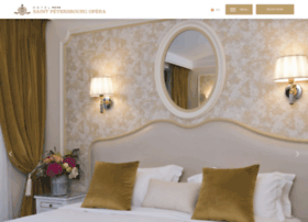 paris-hotel-st-petersbourg.com
