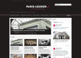 paris-louxor.fr