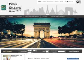 paris-orleans-hotel.com