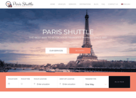paris-shuttle.com