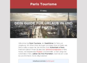 paris-tourisme.com