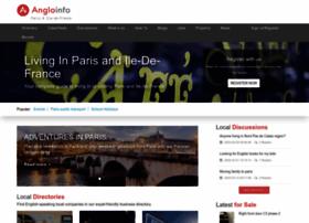paris.angloinfo.com