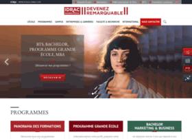 paris.ecoles-idrac.com