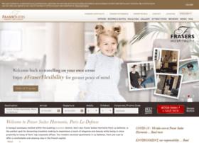 paris.frasershospitality.com