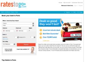 paris.ratestogo.com