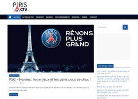 parisactu.fr