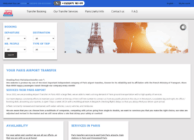 parisairportransfer.com