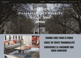 parisapartment.com