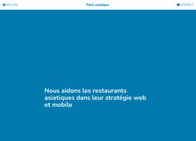 parisasiatique.com