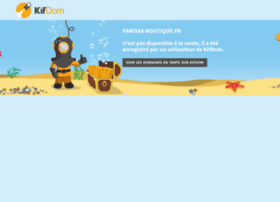 parisax-boutique.fr