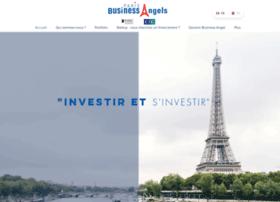 parisbusinessangels.com
