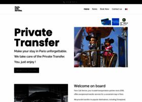 pariscab-service.com