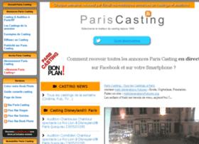 pariscasting.com